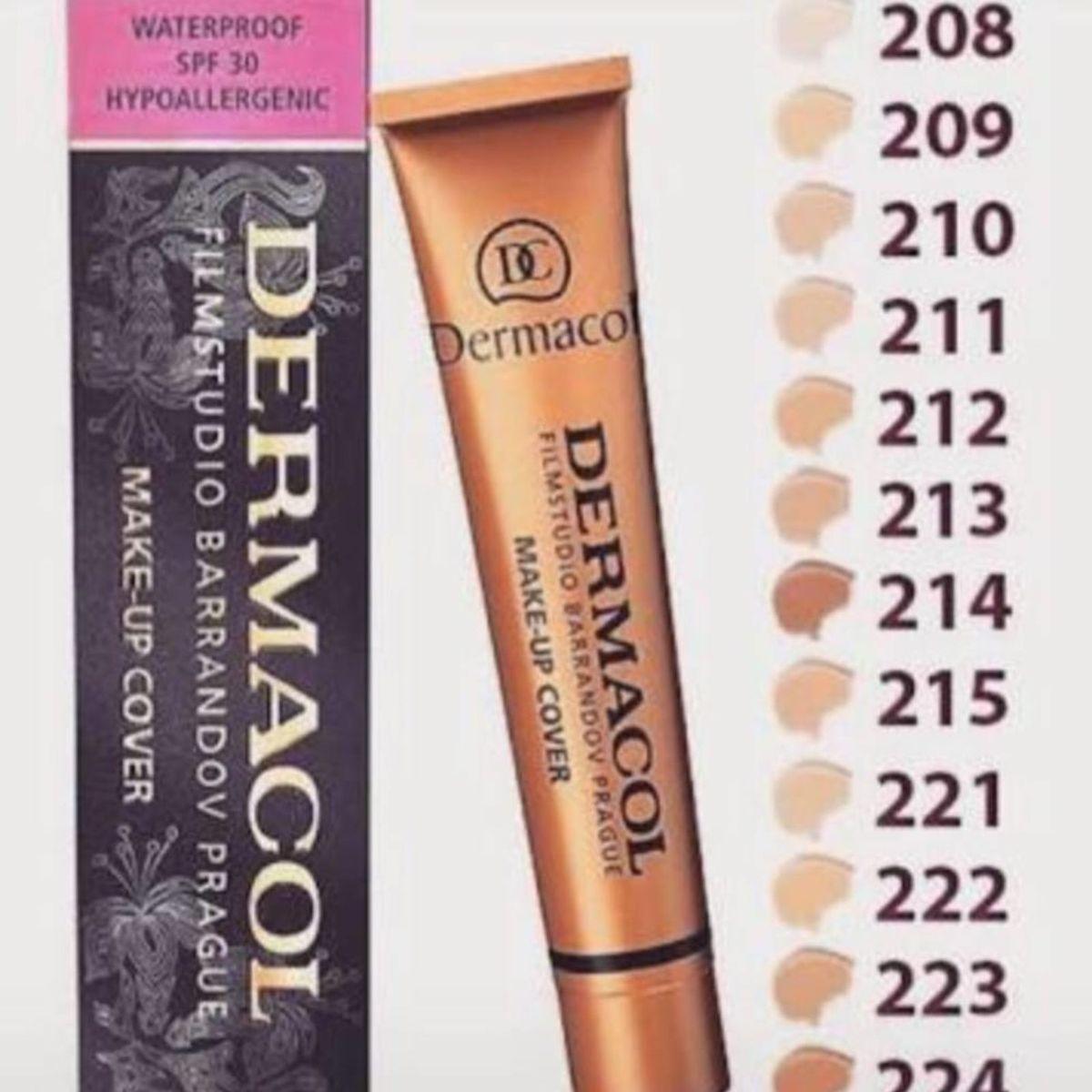 bb15cc490 Base Dermacol Pronta Entrega! | Maquiagem Feminina Dermacol Nunca Usado  15920974 | enjoei