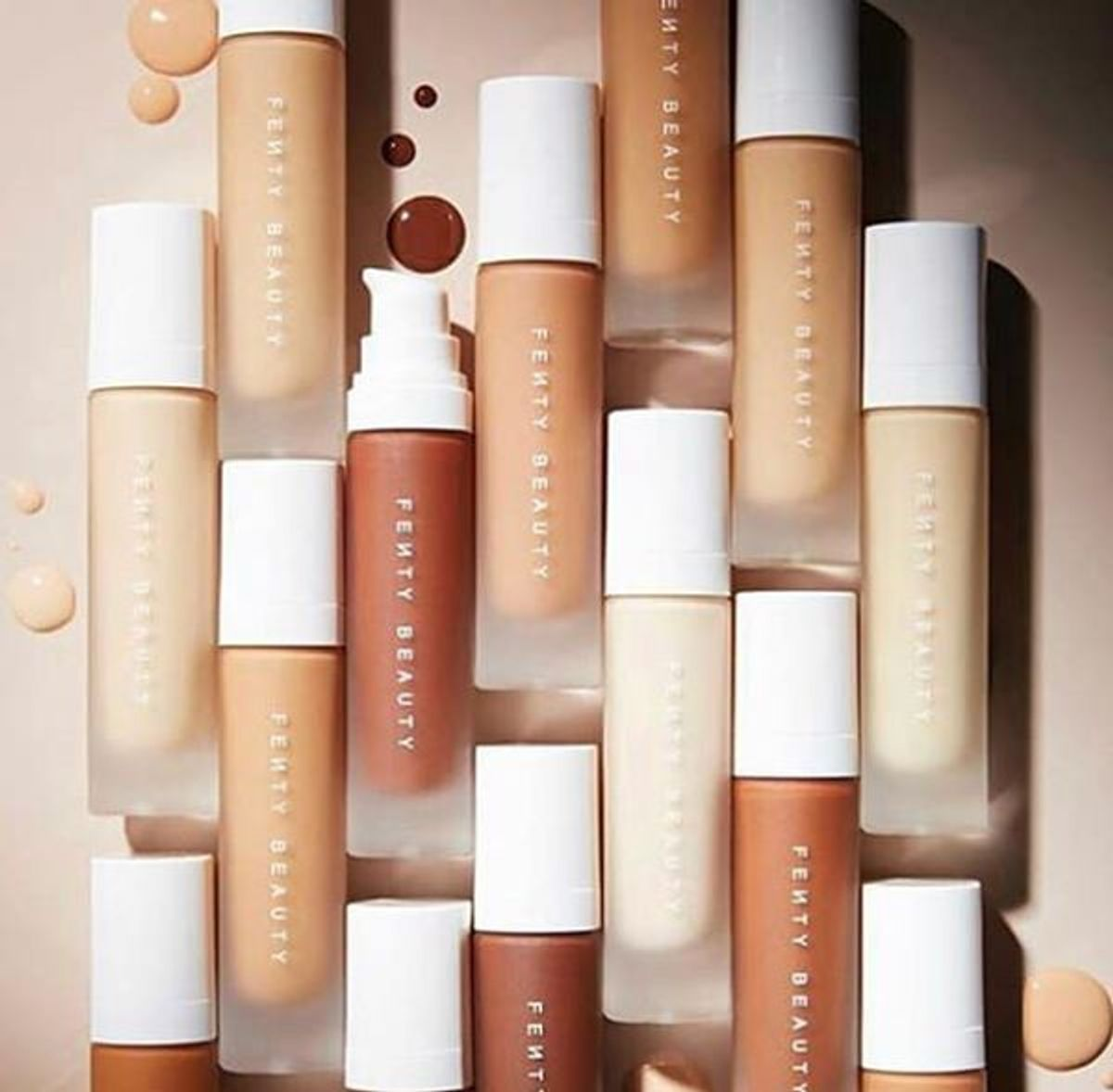 Base Fenty Beauty By Rihanna Importada Maquiagem Feminina Fenty Beauty Nunca Usado 31528006 Enjoei