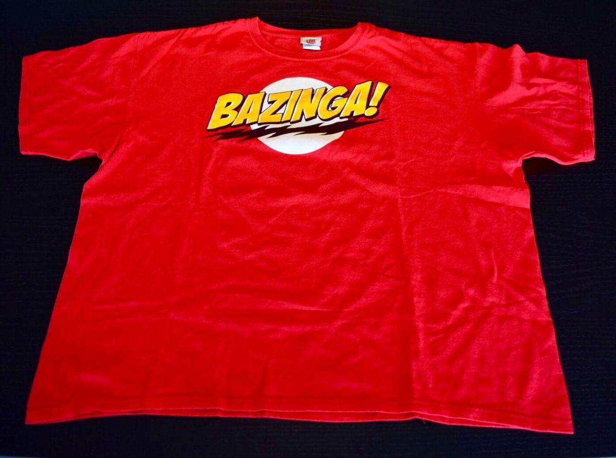 bazinga - camisetas sem marca.  Czm6ly9wag90b3muzw5qb2vplmnvbs5ici9wcm9kdwn0cy8znzk0otuvyju3zjm0zgninzi3yzjhyjdhmgyynwfhmwflotezmzcuanbn 3d9e370a48b