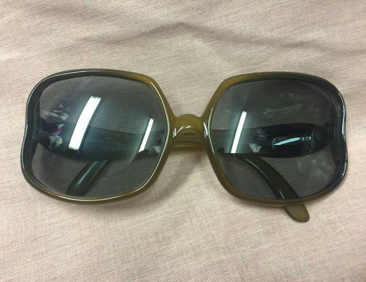 33caa0550 belíssimo e elegante óculos de sol vintage christian dior - óculos  christian dior