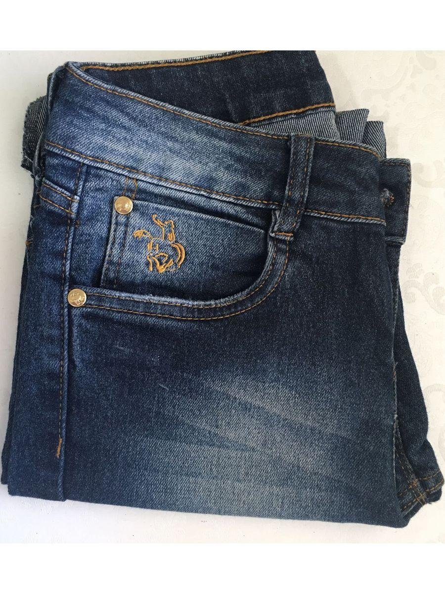 bermuda jeans terra do peão n38 - short terra-de-peao 29a4040f836