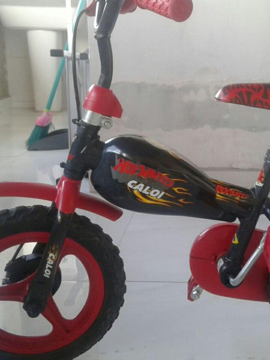 062b9395e bicicleta aro 12 caloi hot wheels - crescidinhos caloi