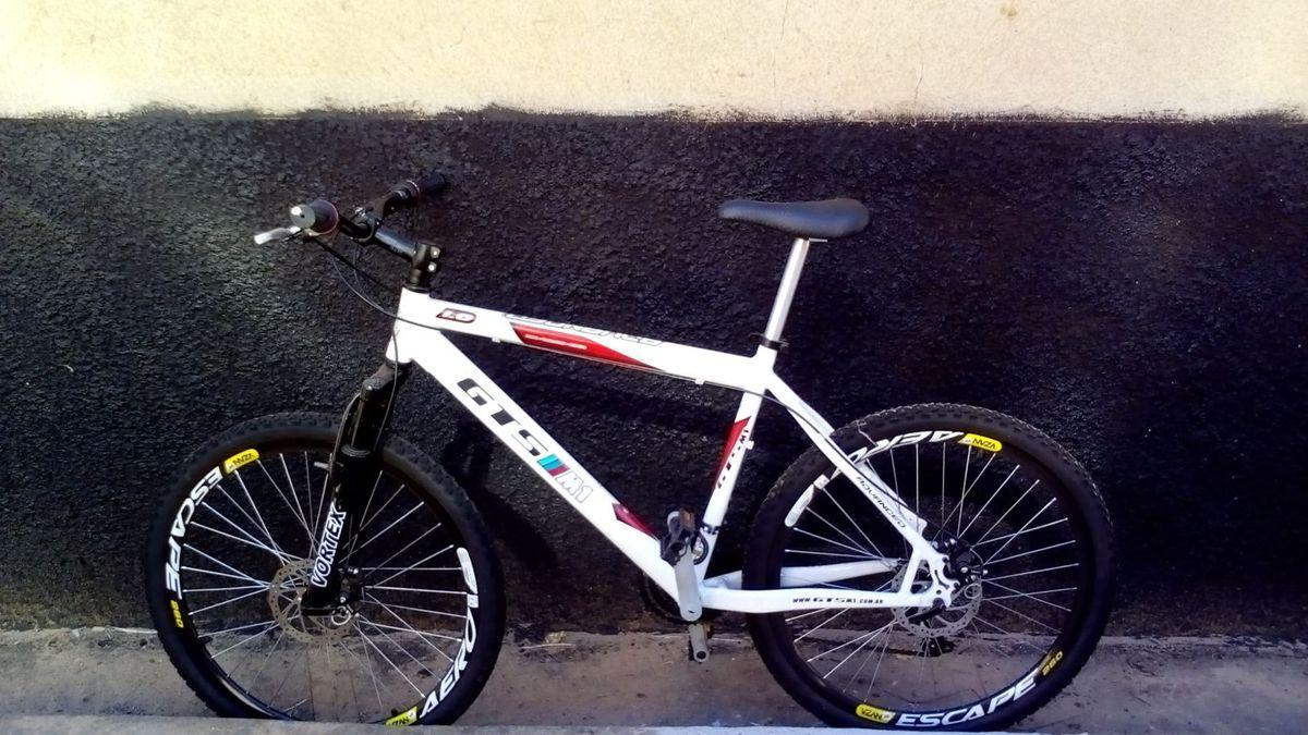 bicicleta gts m1 advanced freio disco câmbios shimano - esportes bicicleta  gts m1 advanced 40e317e8cb3