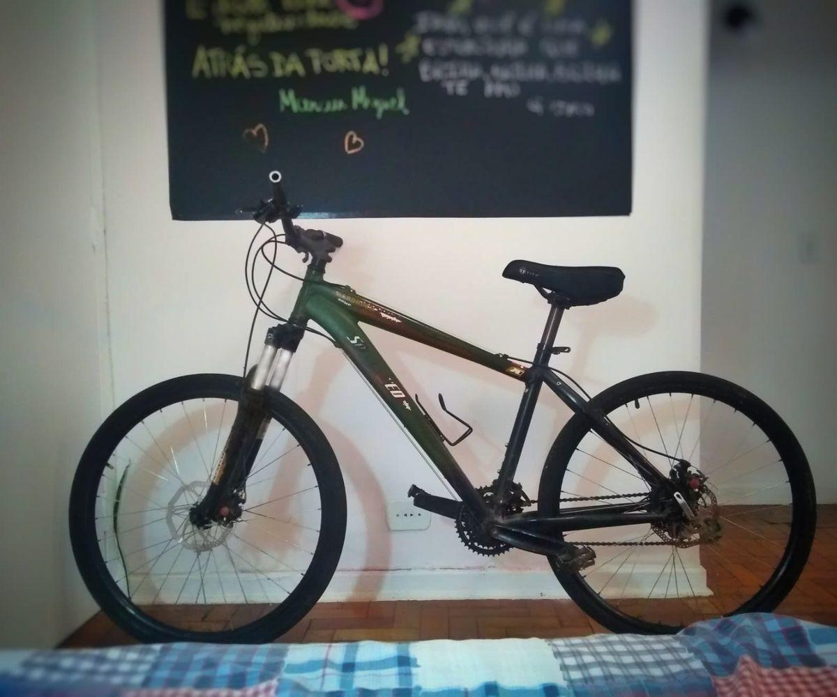 bicicleta specialized hardrock mountain bike sr suntour xcm