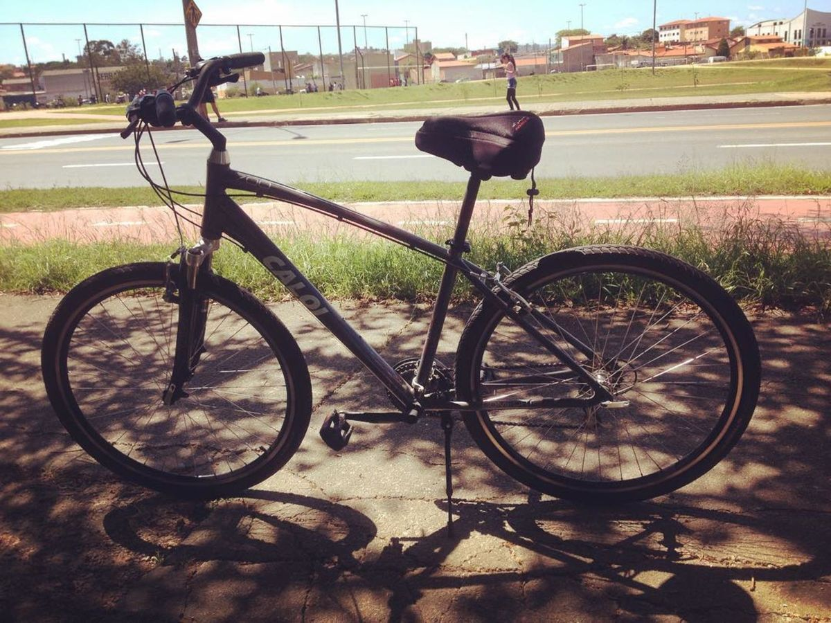 6cc406f17 Bike Caloi 700 - Ideal P/ Cidade   Roupa Esportiva Masculino Caloi ...