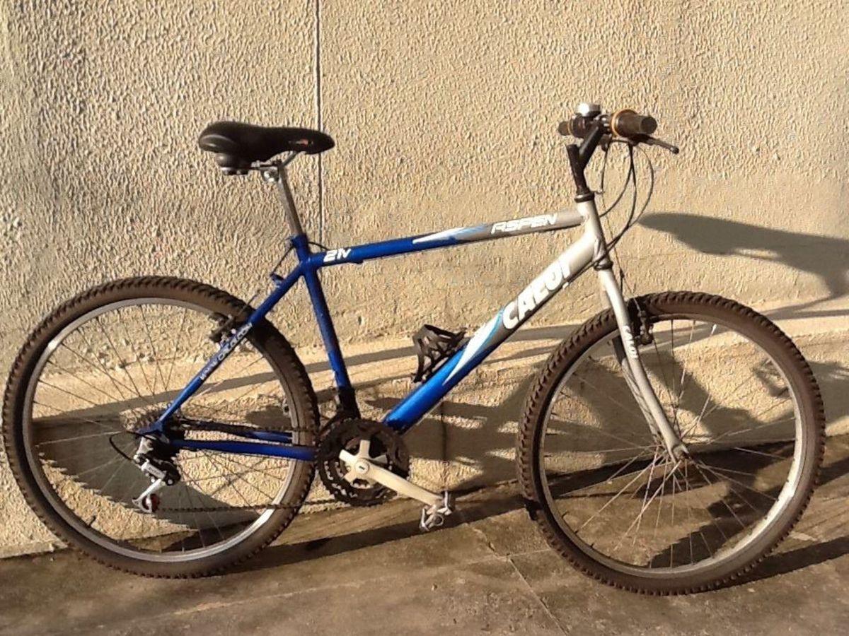 df47518b3 Bike Caloi Aspen 21 Marchas