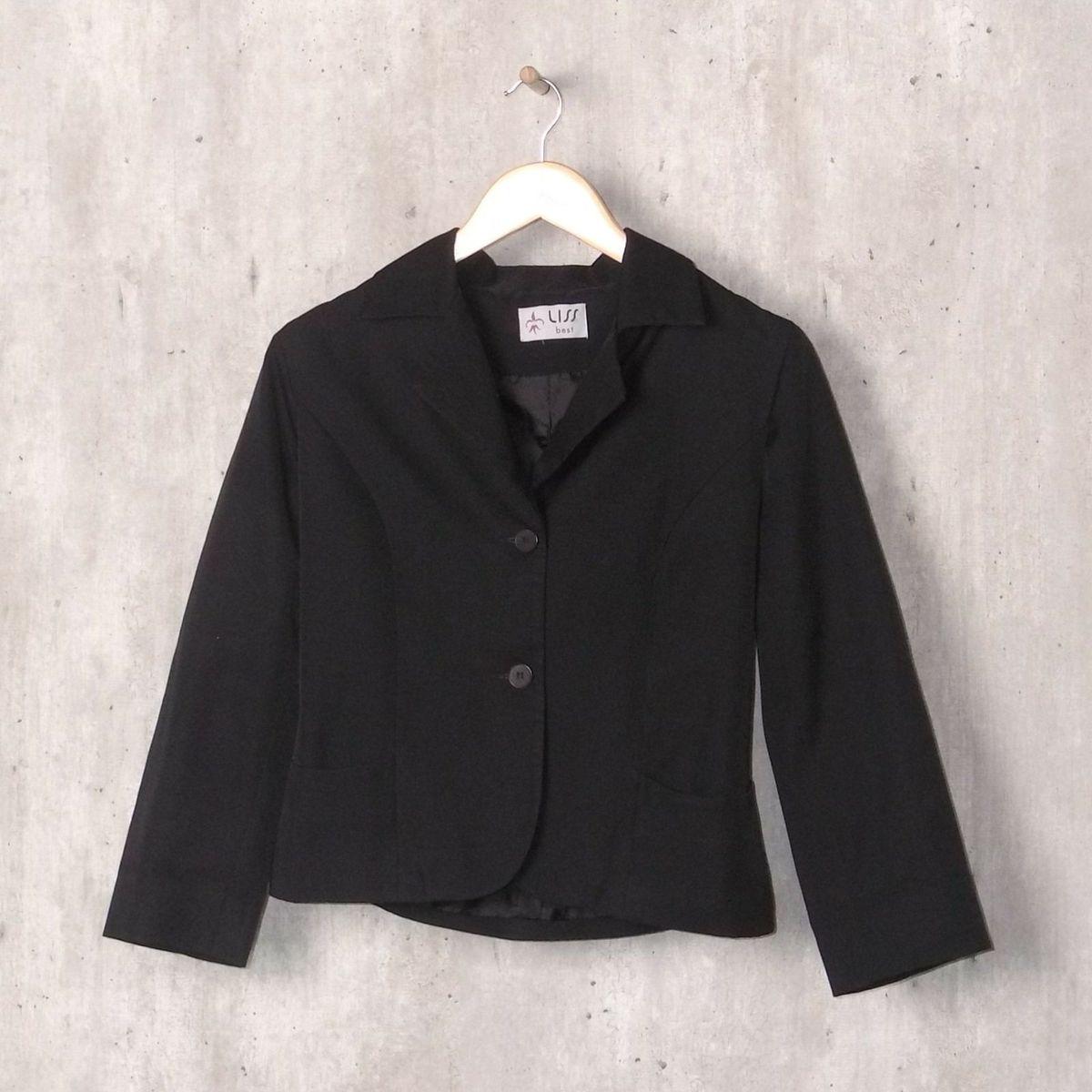 c79b07d796 blazer preto social - casaquinhos liss best.  Czm6ly9wag90b3muzw5qb2vplmnvbs5ici9wcm9kdwn0cy83mzk0mtqxlzexzdqwnjfly2nlyzi3otllymyyzmuyotjhnjhjyji1lmpwzw