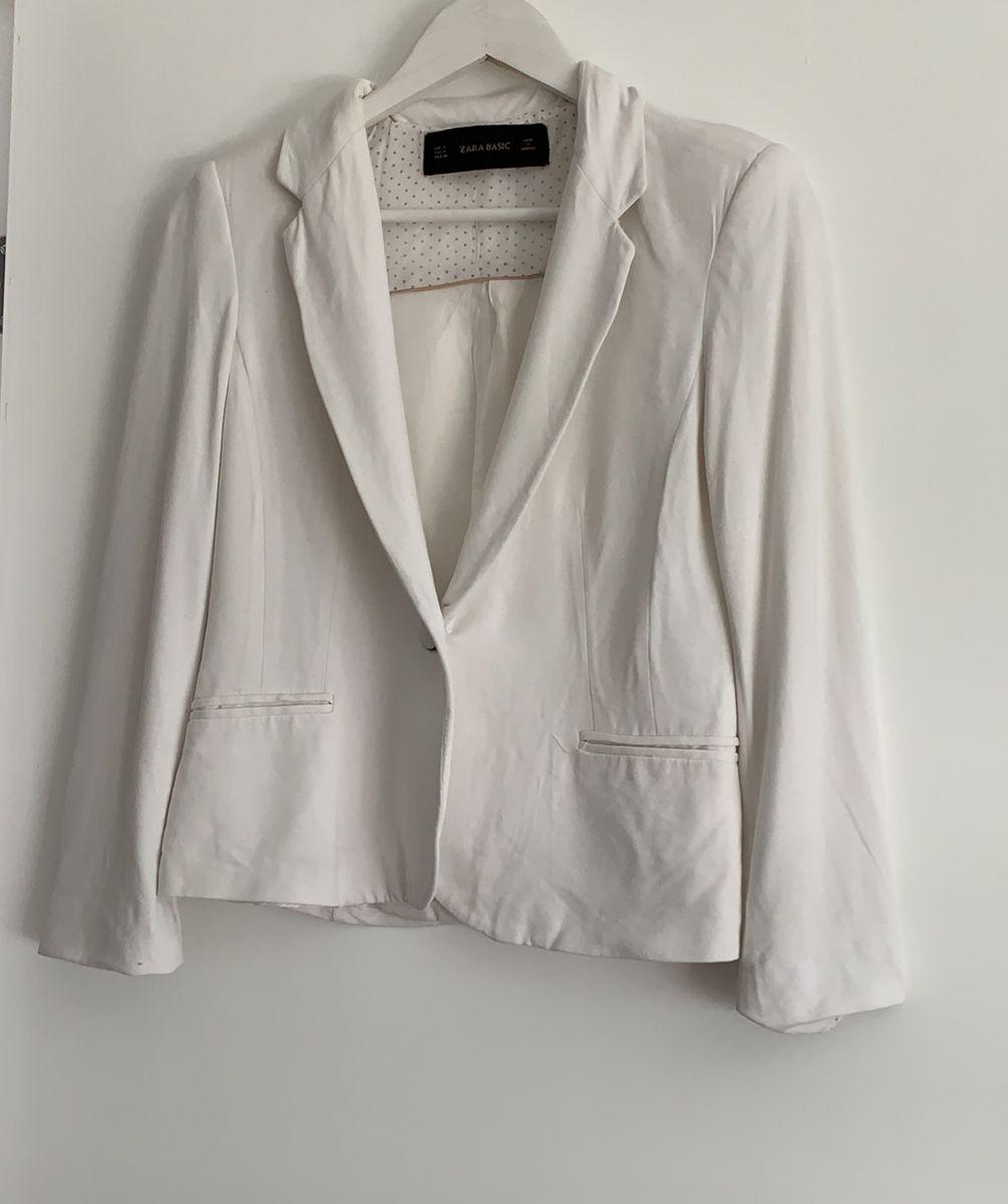 384b54a83d blazer zara basic branco - ombro zara.  Czm6ly9wag90b3muzw5qb2vplmnvbs5ici9wcm9kdwn0cy81mja5mtmxl2u4nzjly2i5mgvlyzrkzwi0zdq1zgu4mzg1odi0mtljlmpwzw
