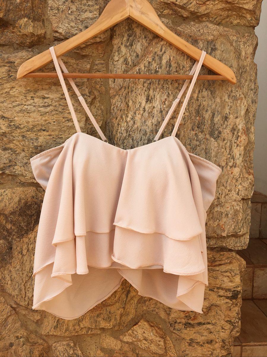 5de7e469f blusa babado top - blusas perfect way.  Czm6ly9wag90b3muzw5qb2vplmnvbs5ici9wcm9kdwn0cy80odcxmje0lzkzogjlmtc4zthhngqyogyyzjgwnjy5yjk0n2rhyzezlmpwzw