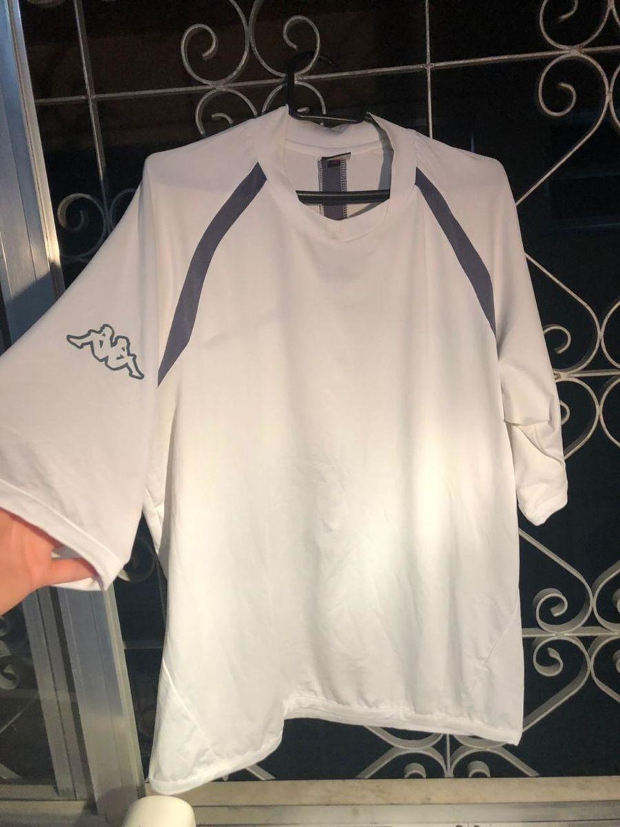 b1afc6ab20 blusa branca kappa elástano - camisetas kappa.  Czm6ly9wag90b3muzw5qb2vplmnvbs5ici9wcm9kdwn0cy85mtqymje0l2e2ytq4mtzlzwuzmwi2yzhhytzimjvjn2q4mtfjm2filmpwzw  ...