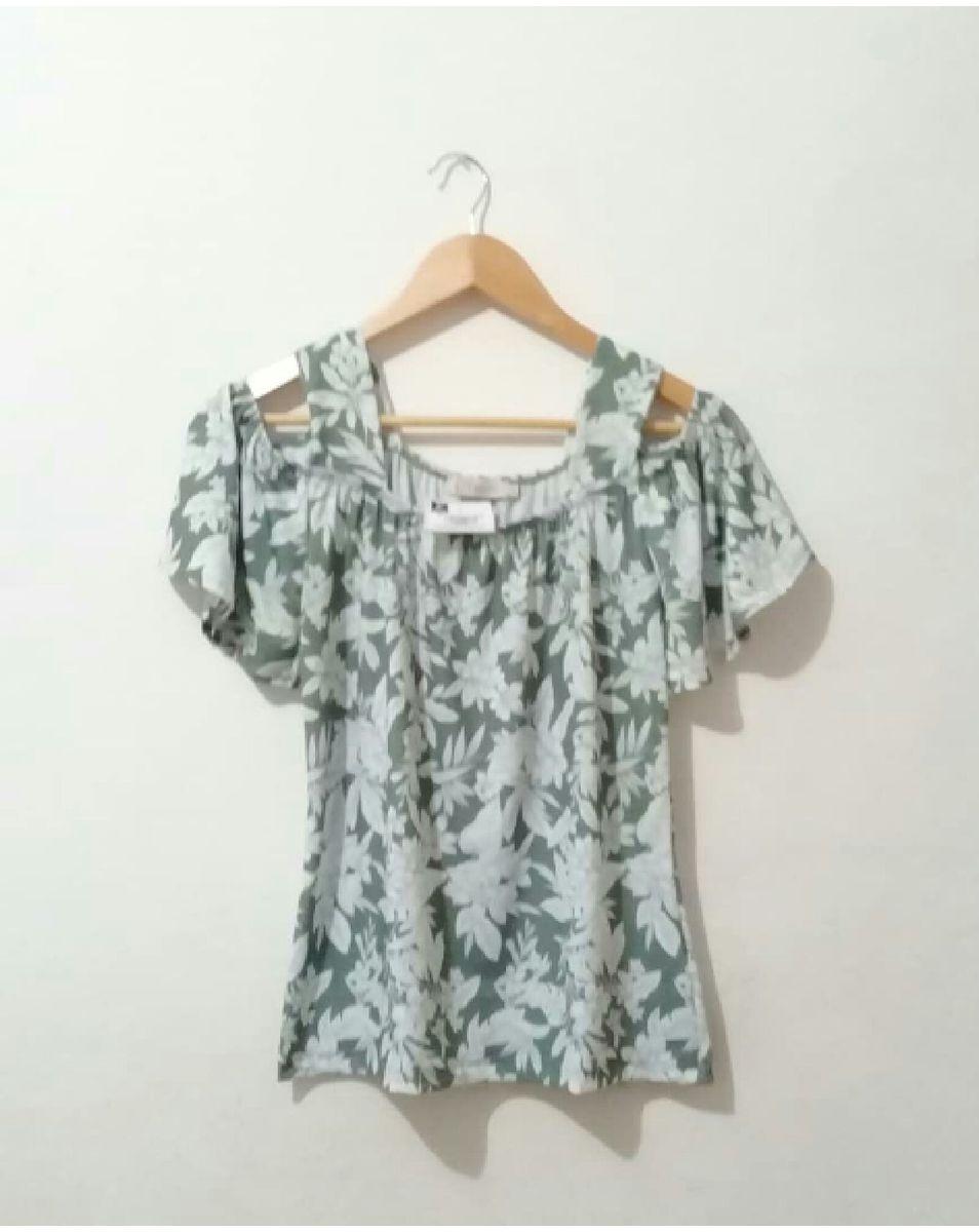 blusa ciganinha verde - blusas criatiff