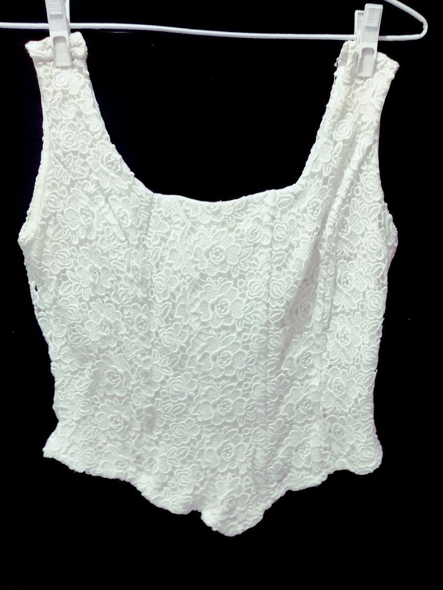 ... blusa corcele branca ... - blusas cicci usa