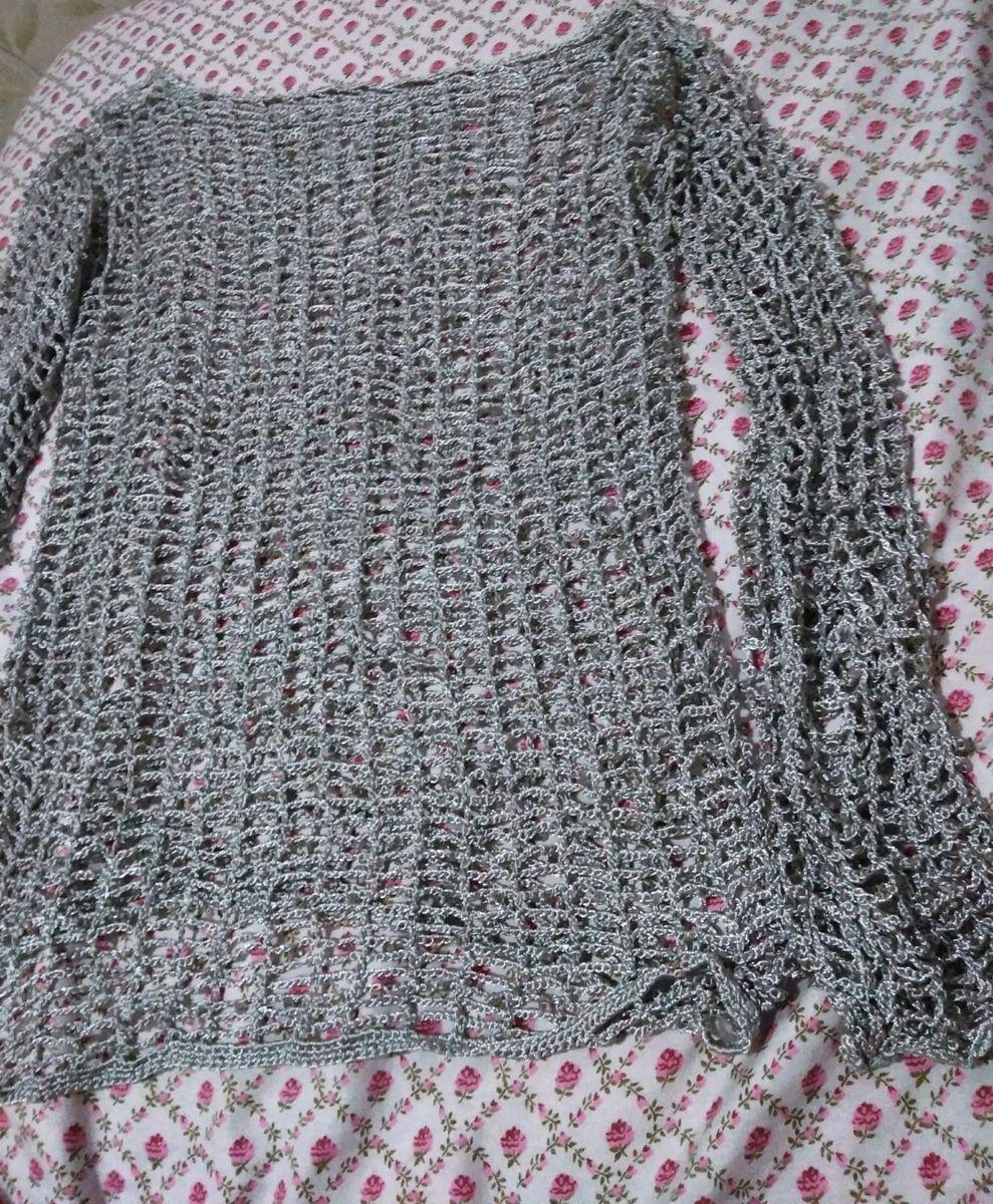 3708b46e45a6 blusa crochê com pedras linda - blusas sem-marca.  Czm6ly9wag90b3muzw5qb2vplmnvbs5ici9wcm9kdwn0cy80mtgync80ytkymguxzdzmytrmndq0zjqyngfkyzizzjjknwzkzs5qcgc