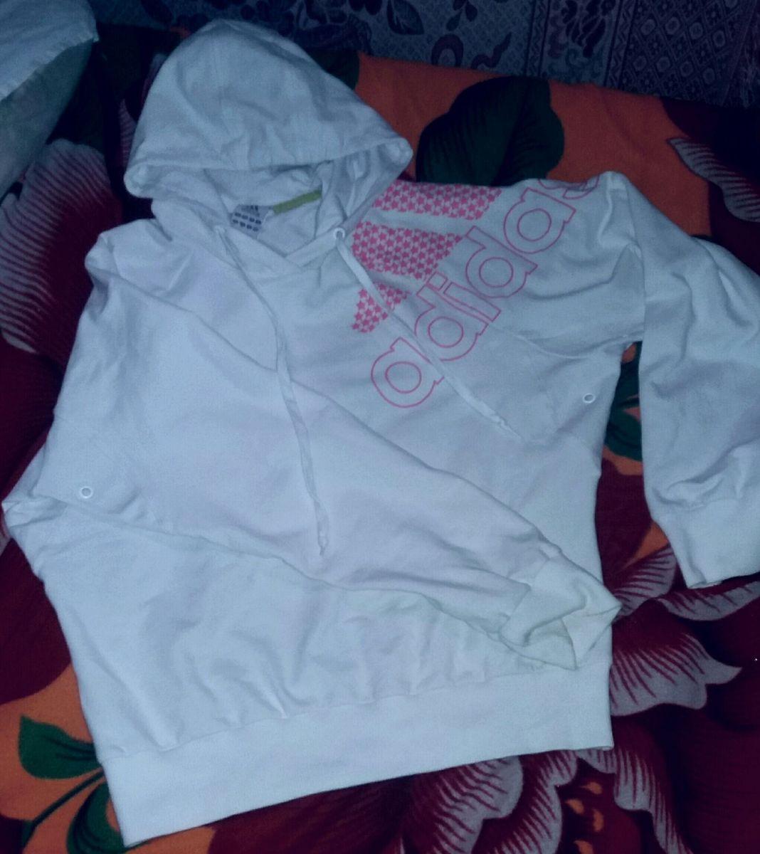 237a079940d blusa de frio adidas original - blusas adidas original usada 2 vezes
