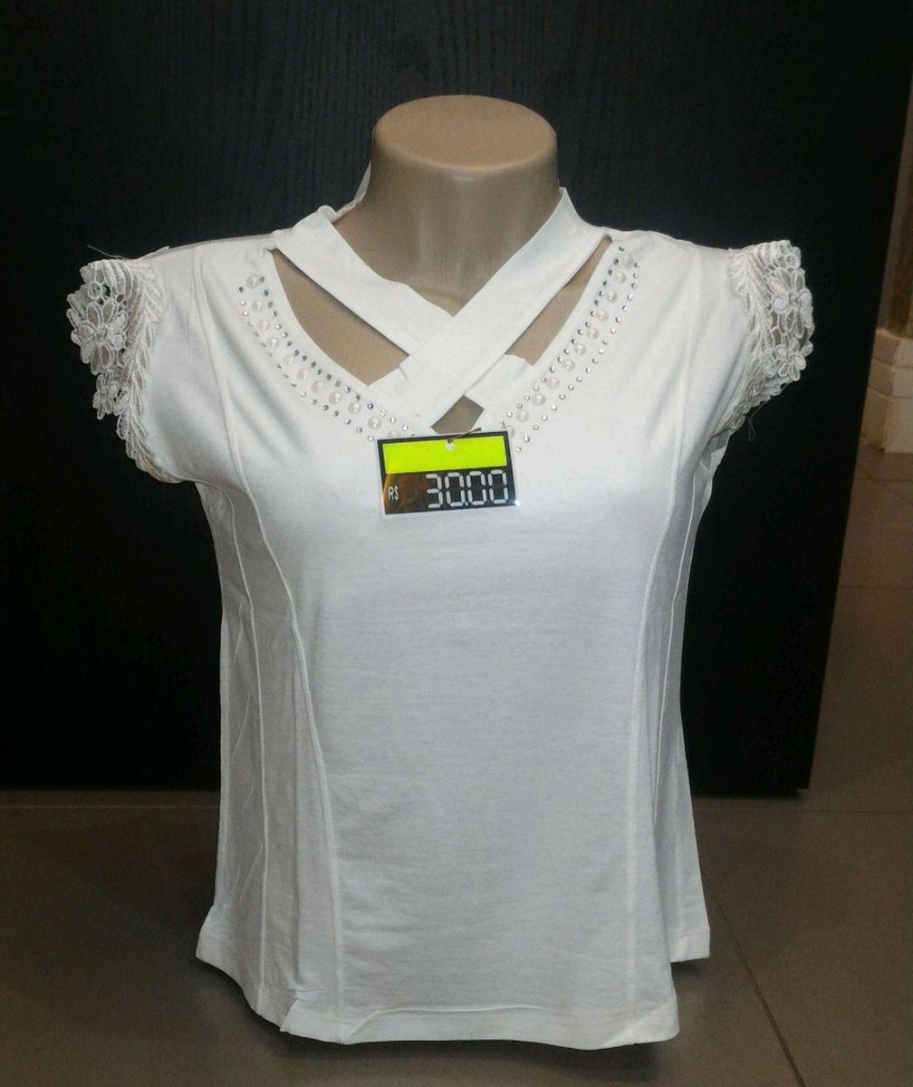 blusa de viscolycra - blusas sem marca
