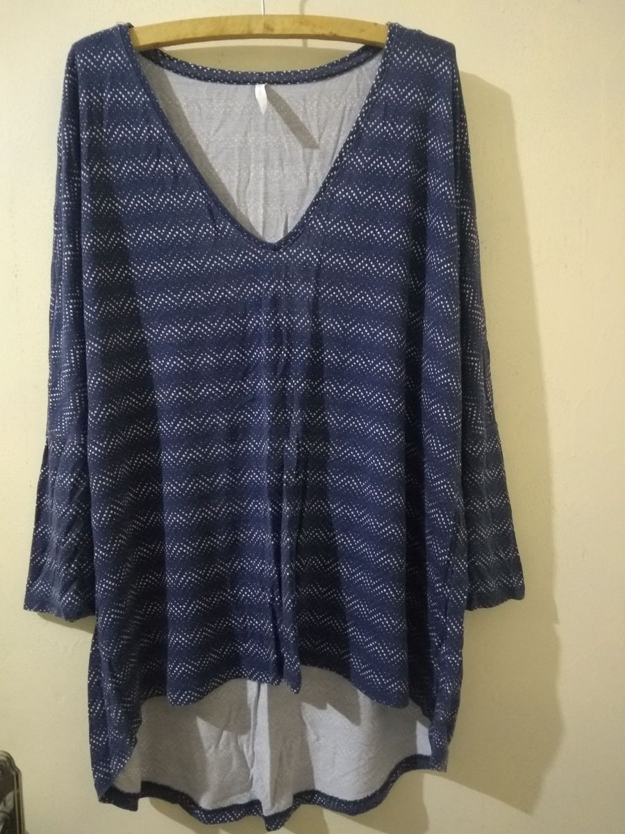 blusa em malha - blusas marfinno