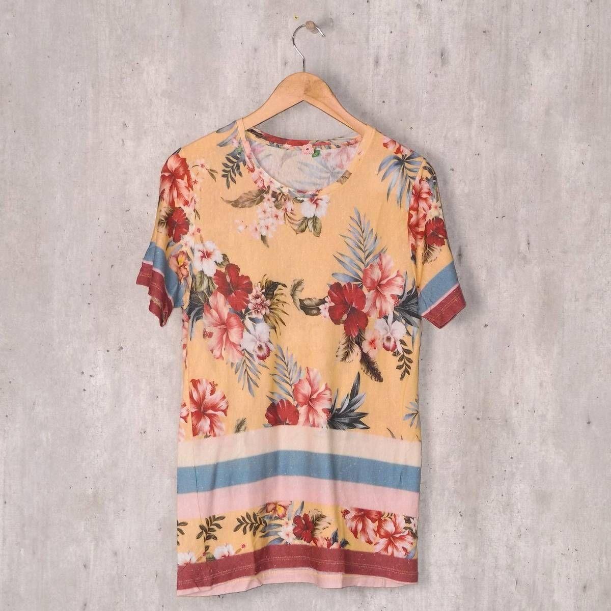 blusa floral farm - blusas farm
