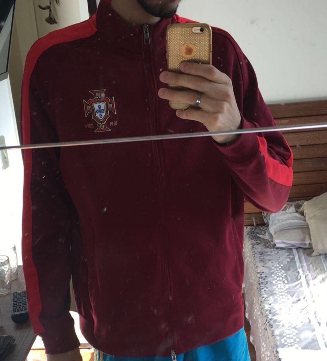 blusa - jaqueta de portugal - copa de 2014 - casacos authentic bbf583be62de6