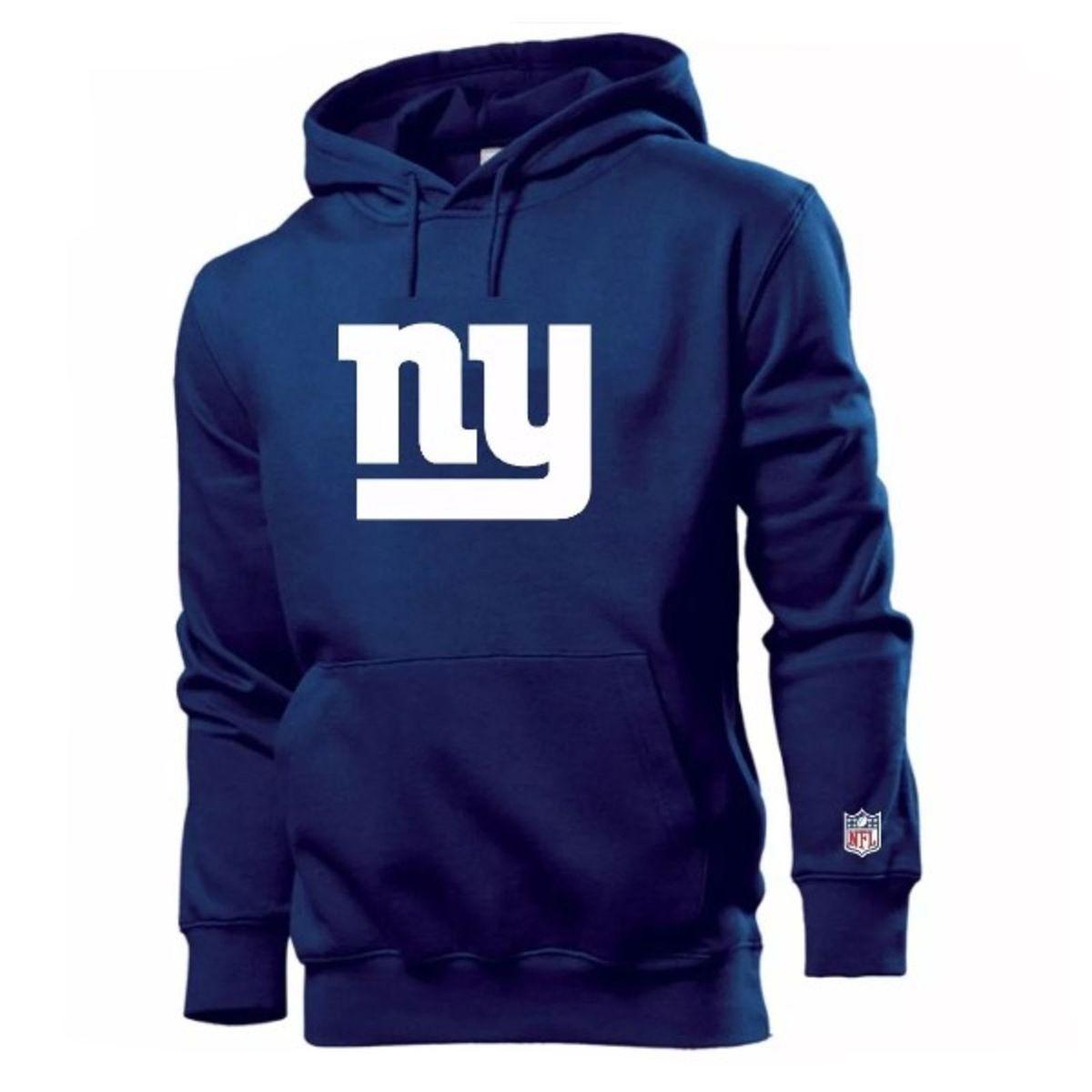 8b23e61760 blusa moleton new york giants nfl - tamanho g - casacos nfl