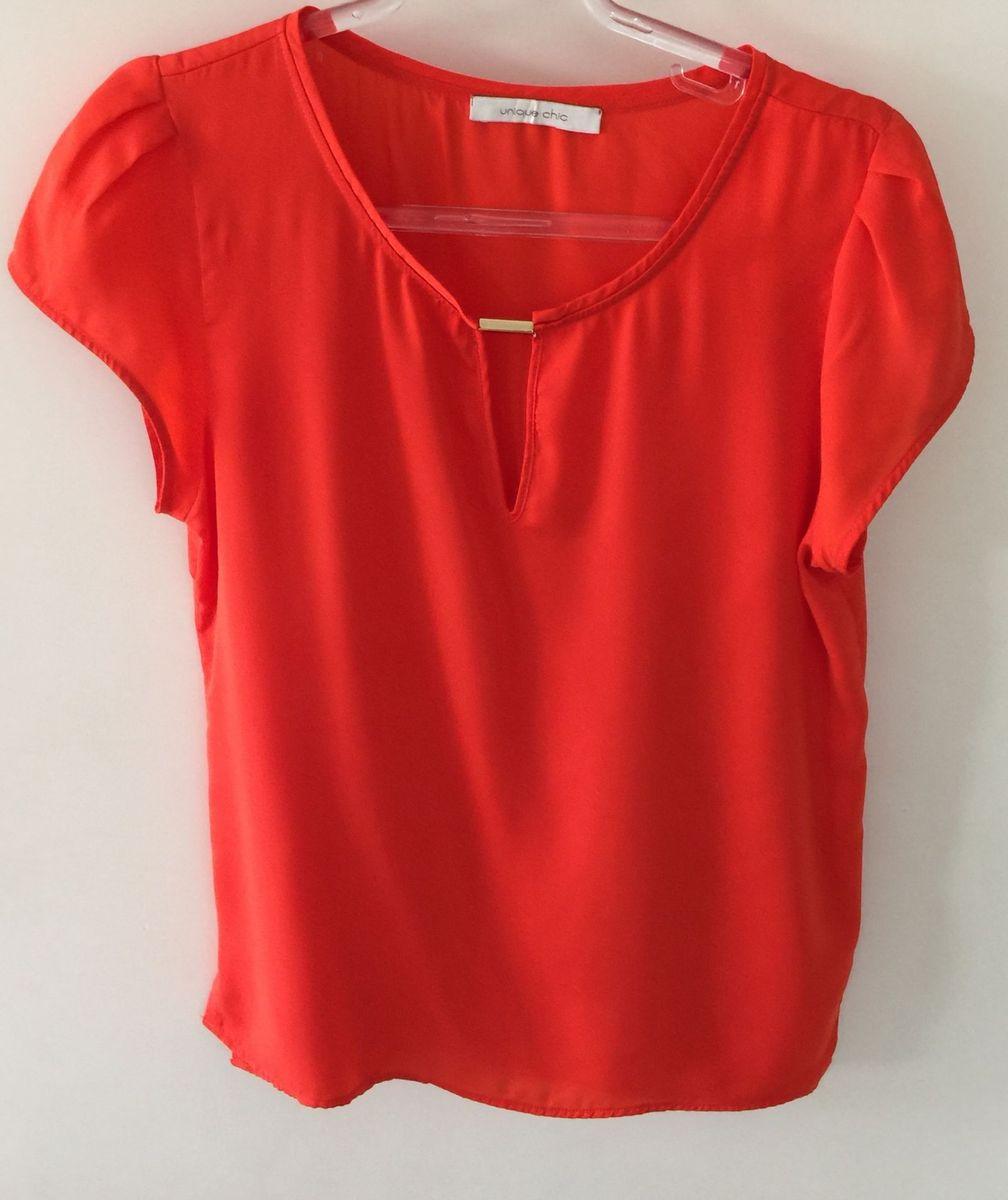 5033f31dcc blusa orange chic - blusas unique chic.  Czm6ly9wag90b3muzw5qb2vplmnvbs5ici9wcm9kdwn0cy81mzewotewlzcyzmy4ytuwn2u1zwjjnzg4mtkymzrlntg2zgzizdlhlmpwzw
