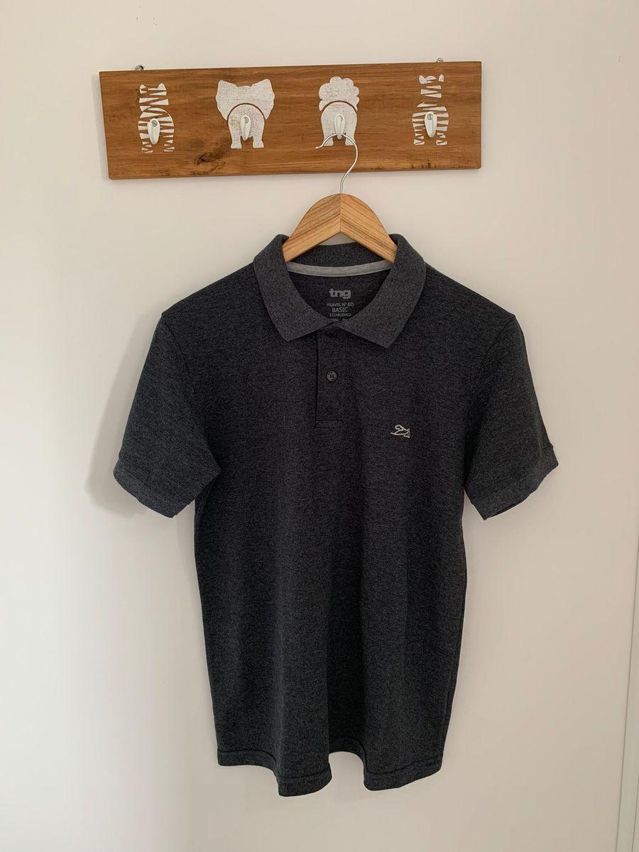 blusa polo tng - camisas tng