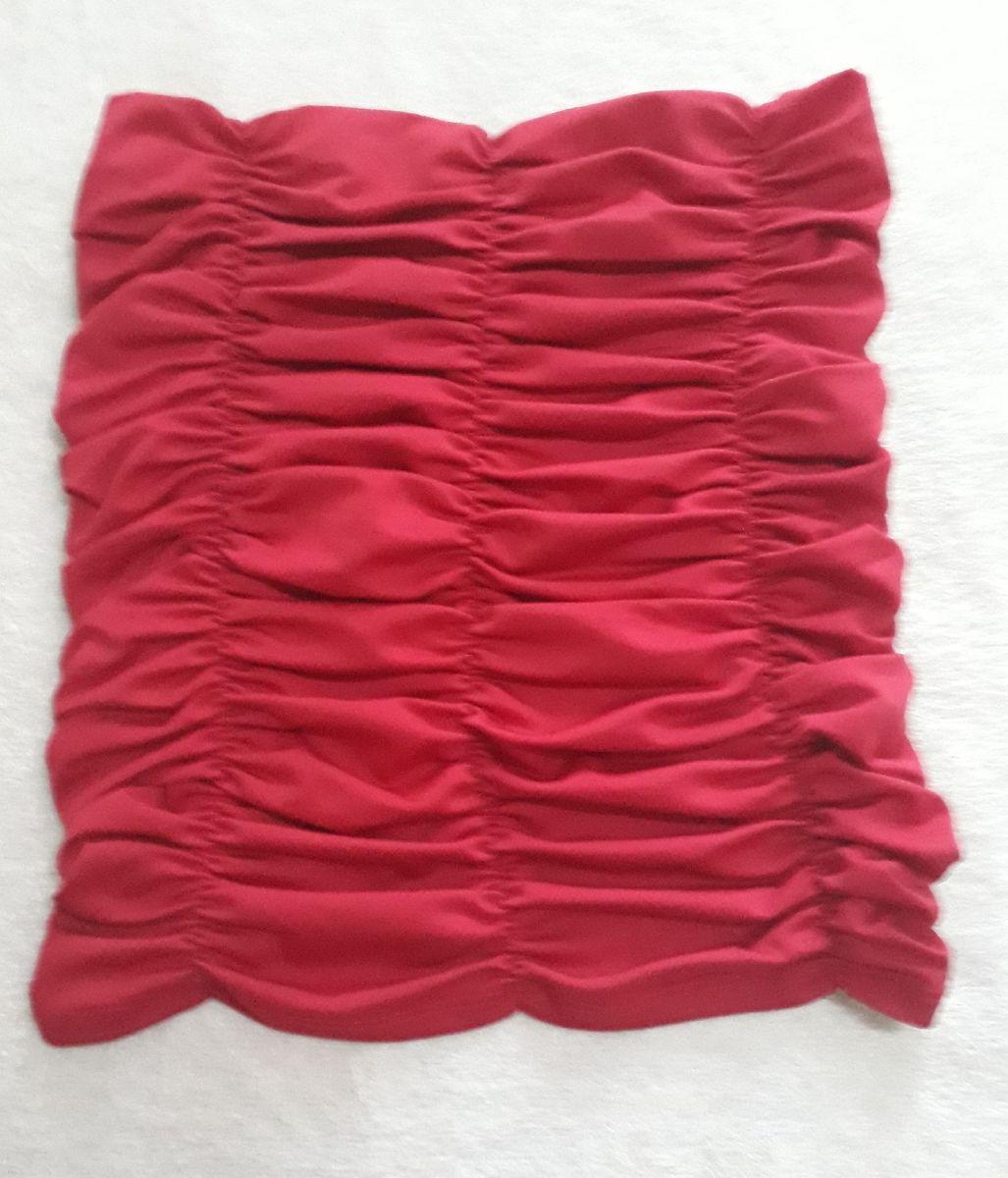 85db900c57 blusa tomara que caia vermelha - blusas leporrello