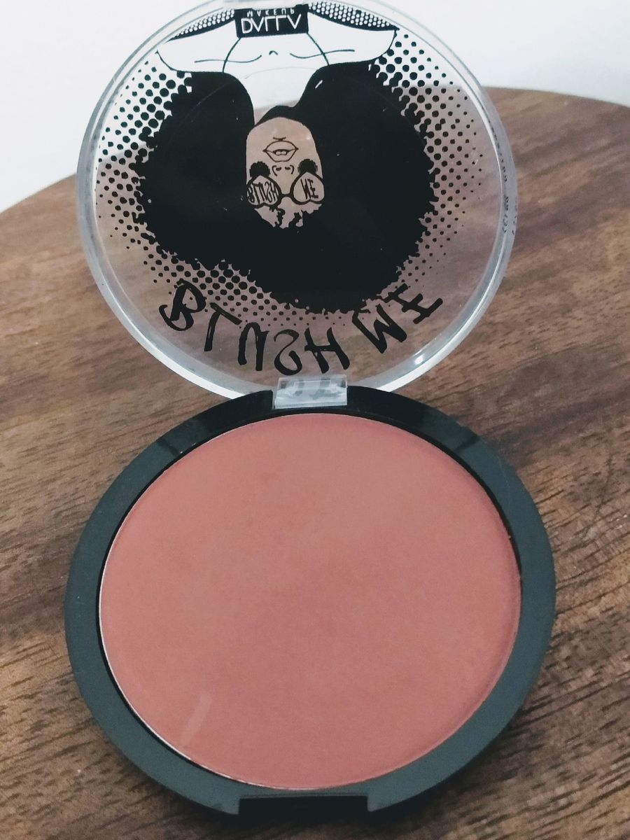 blush rose bronze - maquiagem dalla-makeup