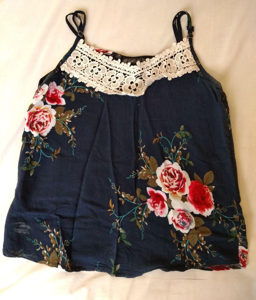 blusinha regata - blusas sem marca