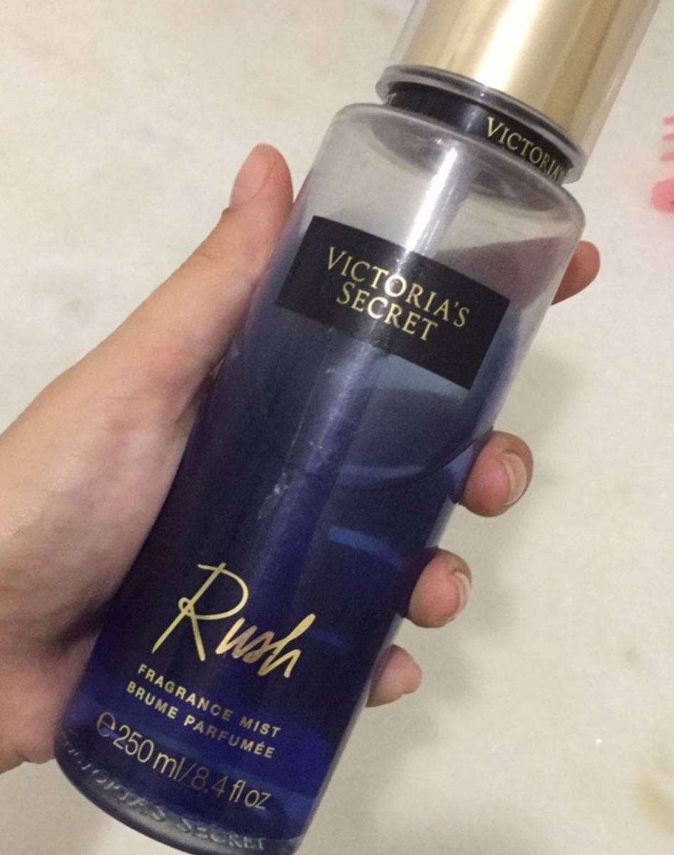 body spray rush - outros victorias-secret