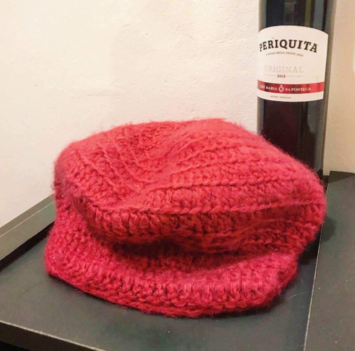 boina vermelha de crochê - chapeu renner.  Czm6ly9wag90b3muzw5qb2vplmnvbs5ici9wcm9kdwn0cy8xnzuwmzgvztu3njazmwjmnje5nge5oti2zgy1zgy3yzhinzg4ztiuanbn  ... 9ad49330345