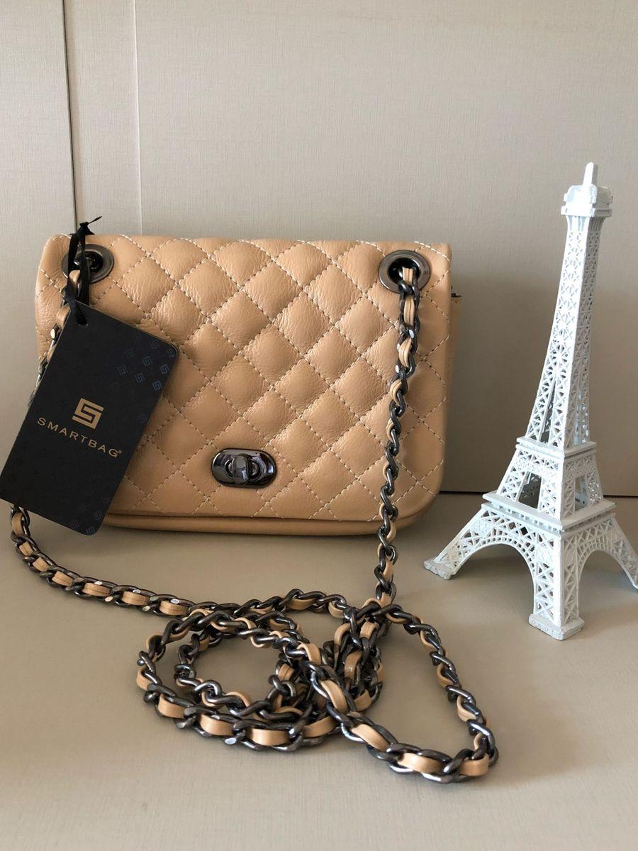 11209a6b5576d bolsa couro smartbag - ombro smartbag.  Czm6ly9wag90b3muzw5qb2vplmnvbs5ici9wcm9kdwn0cy81nzaynjcvytyxmjc5ogvlnwe0yzu0zdhhnjm2mdy3zti0njjmzgiuanbn  ...