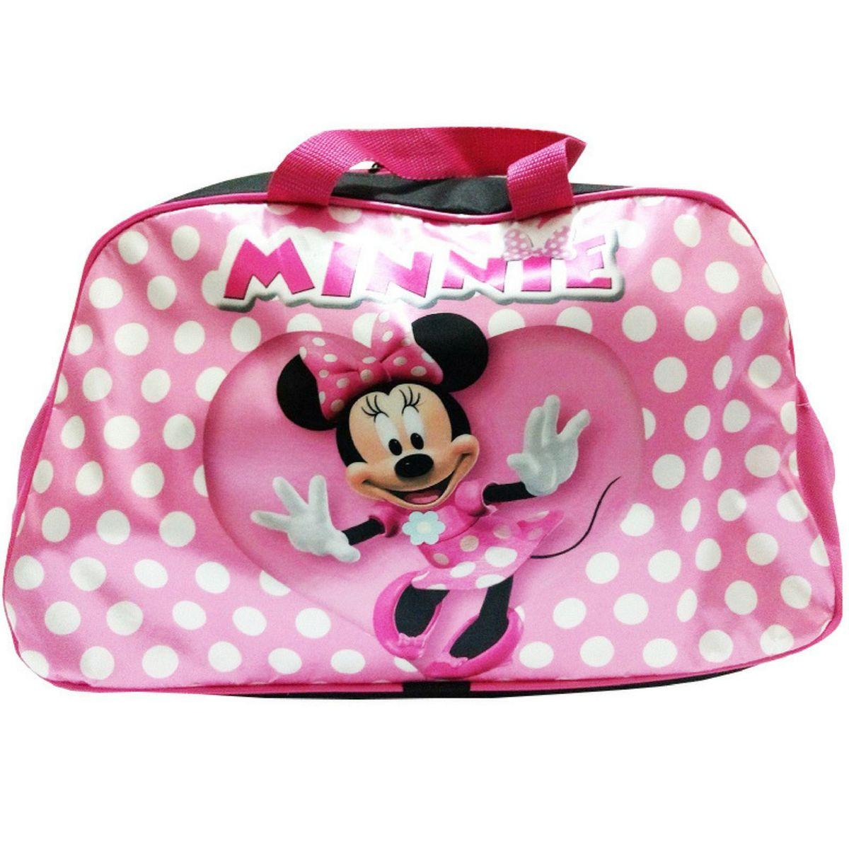 f69347b0b Bolsa de Viagem Infantil Minnie Mouse | Item Infantil Nunca Usado 28223071  | enjoei