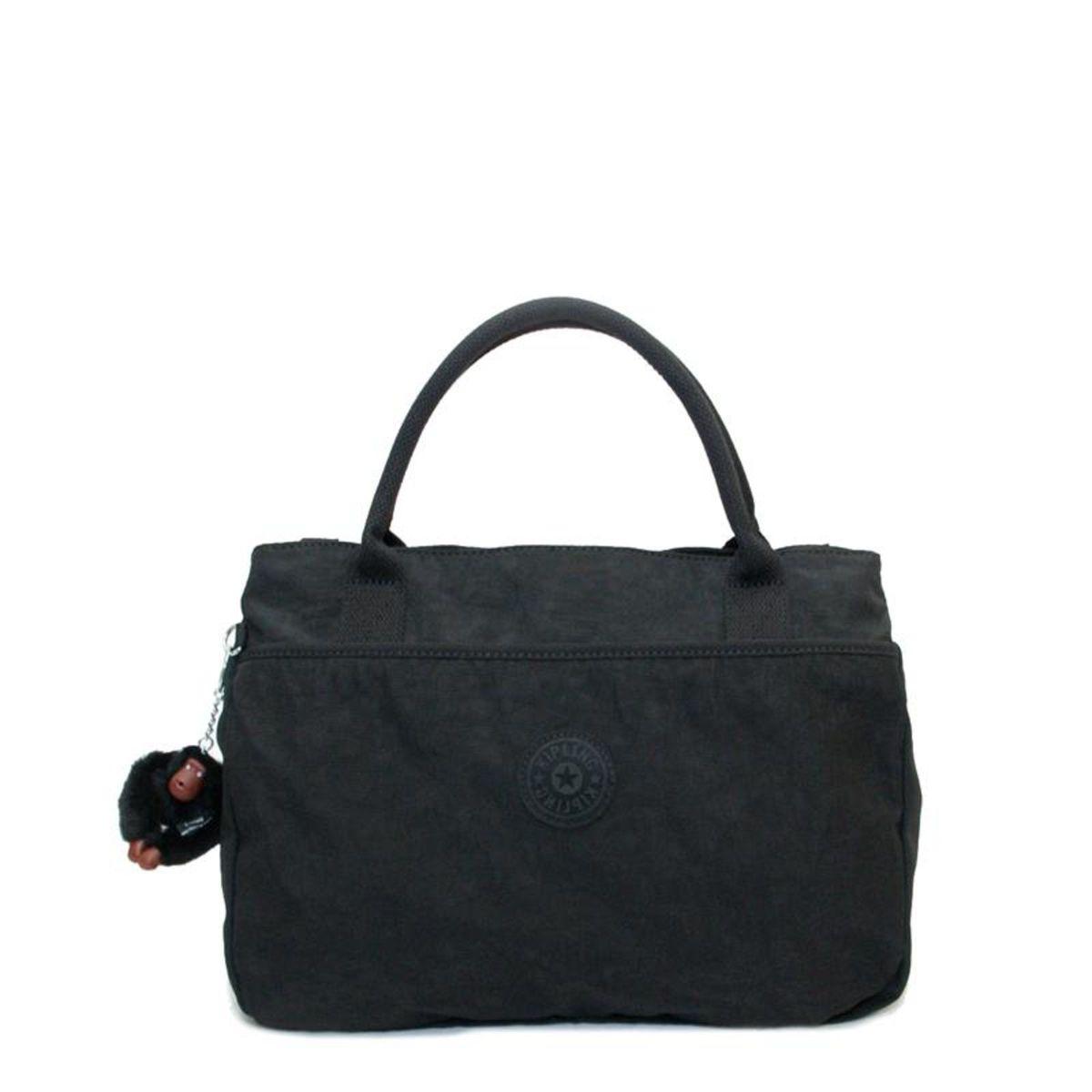 44fadf98e Bolsa Kipling Caralisa Preta Original   Bolsa de mão Feminina Kipling Nunca  Usado 14806865   enjoei