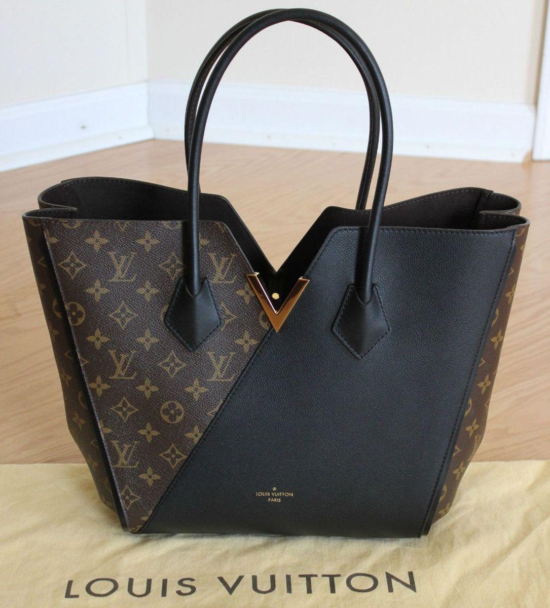 62ef29e65 Bolsa Louis Vuitton Kimono   Bolsa de mão Feminina Louis Vuitton ...