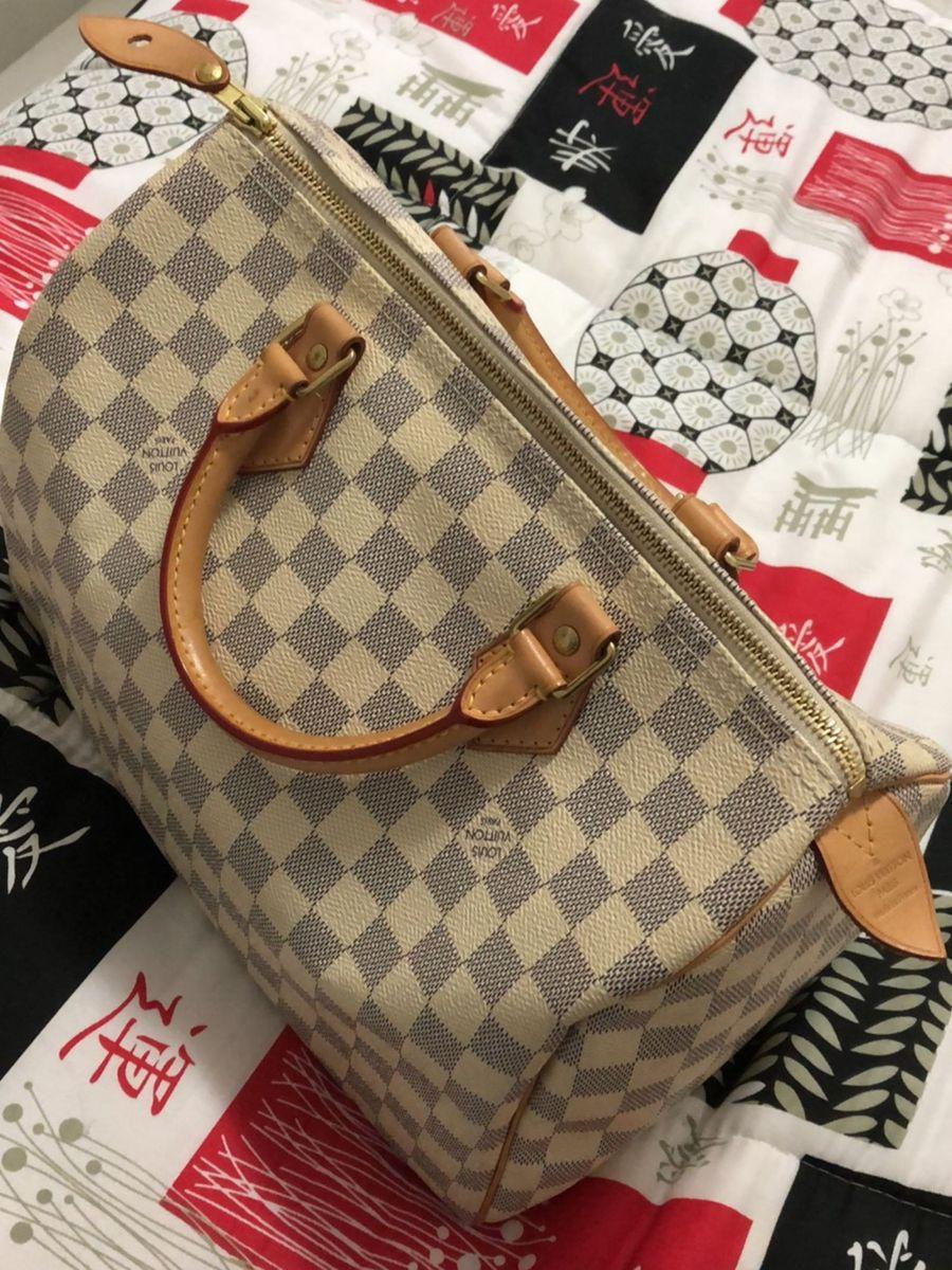 0a71391a1 Bolsa Louis Vuitton Paris Speedy 30   Bolsa de mão Feminina Louis ...