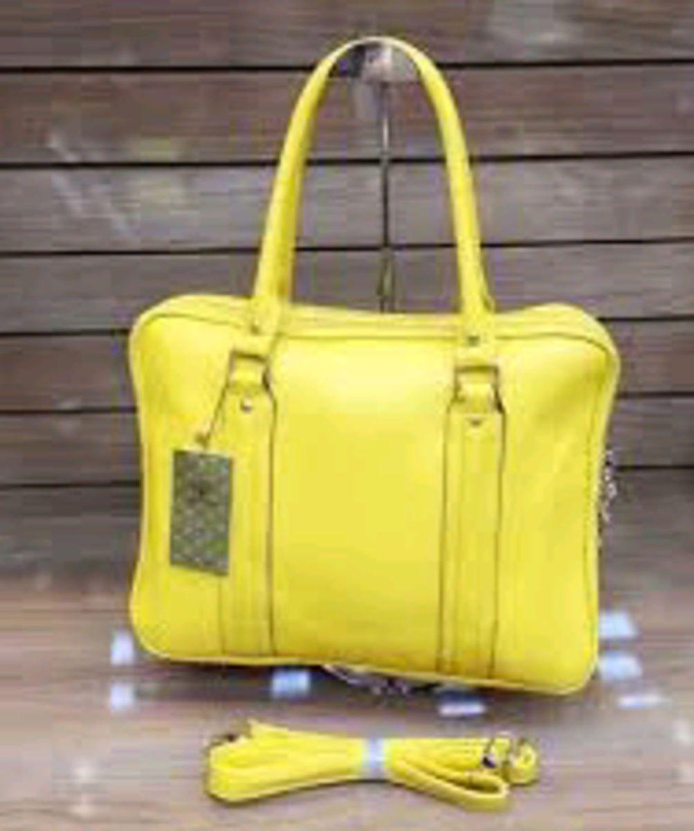 bolsa maleta feminina couro sintetico com alça transversal - ombro couro- sintetico 4fa34ac9c2