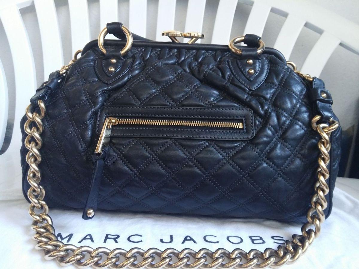 ca3ee2ff3542f bolsa marc jacobs stam - nova - de mão marc jacobs