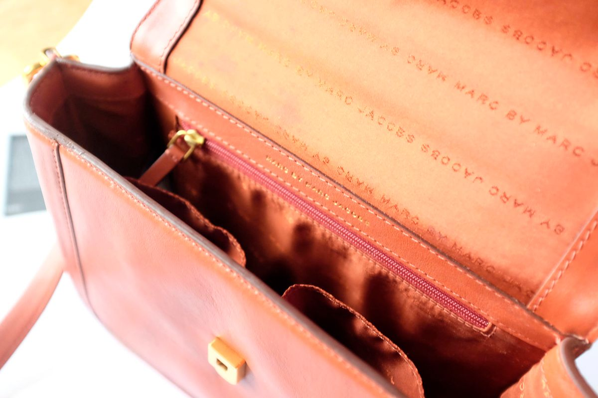Bolsa Marc Jacobs Taylor Bag Original   Bolsa de Ombro Feminina Marc Jacobs  Nunca Usado 21664844   enjoei 1509a451ed
