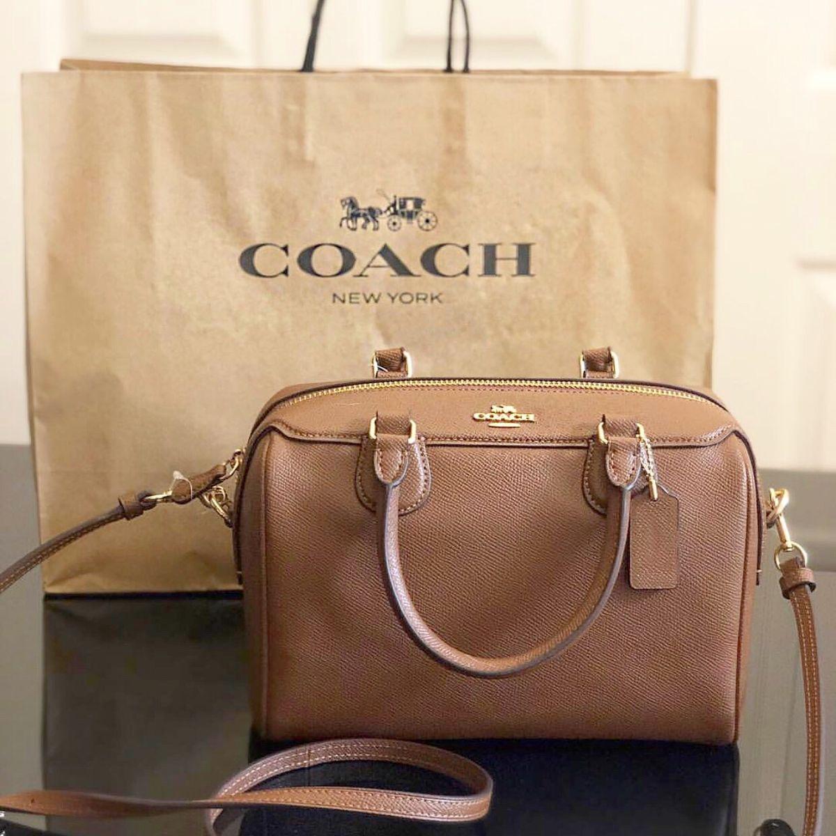 bolsa original coach - de mão coach
