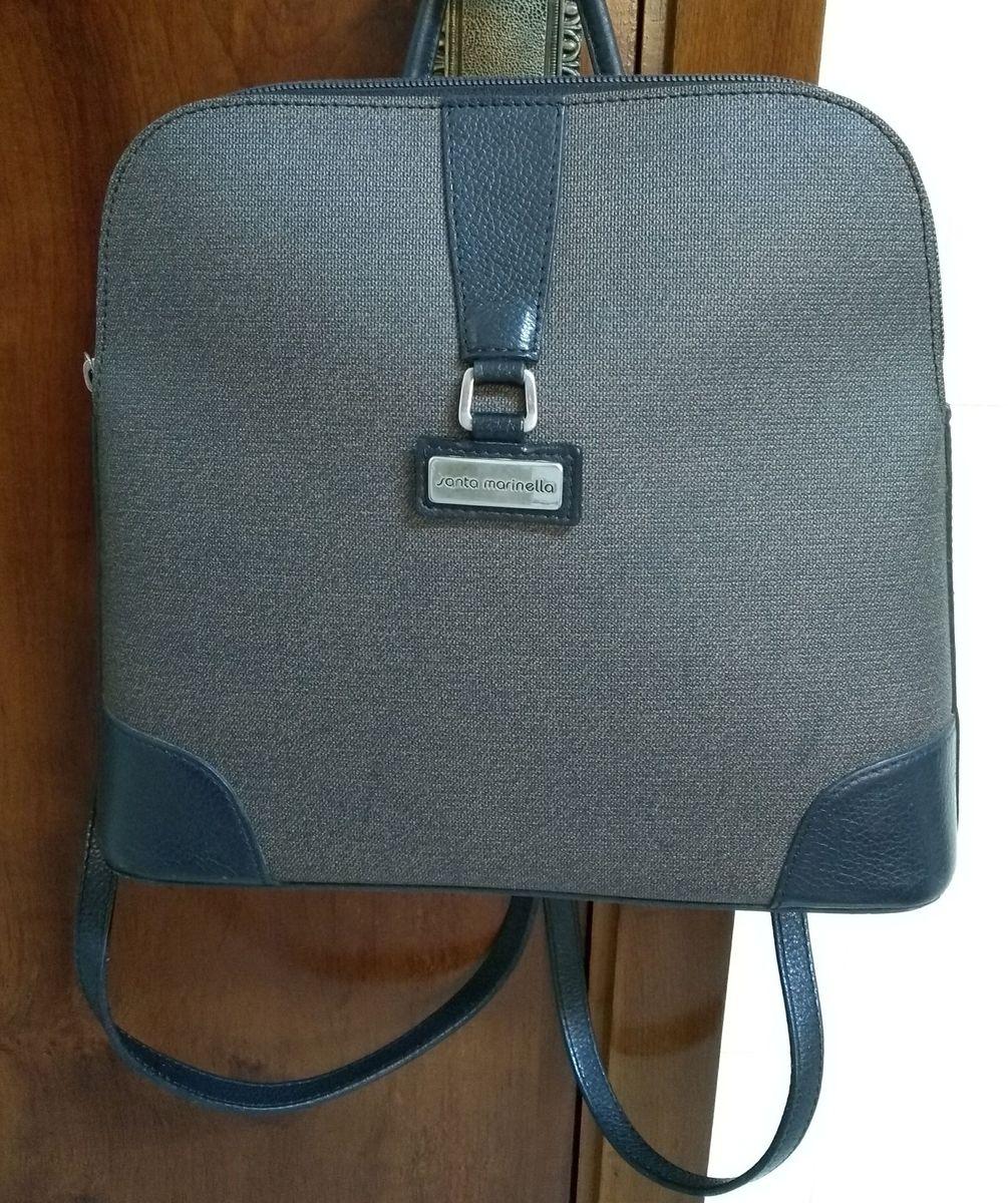 bolsa e carteira santa marinella - mochila santa-marinella 5a71b46484d