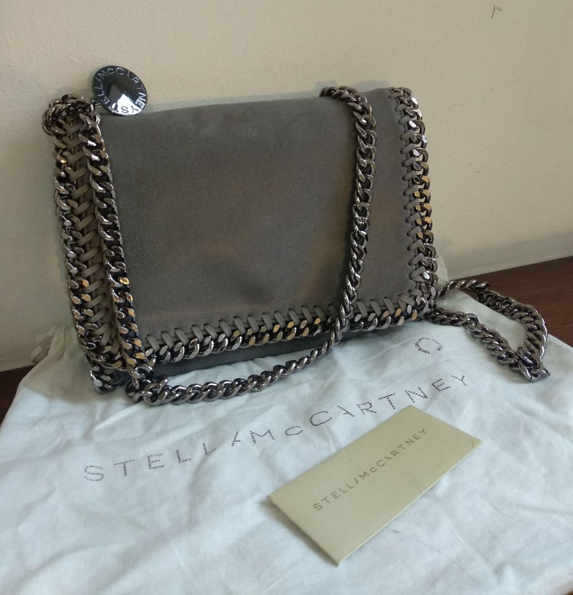 731b09247 Bolsinha Falabella Stella Mccartney | Bolsa de Ombro Feminina Stella ...