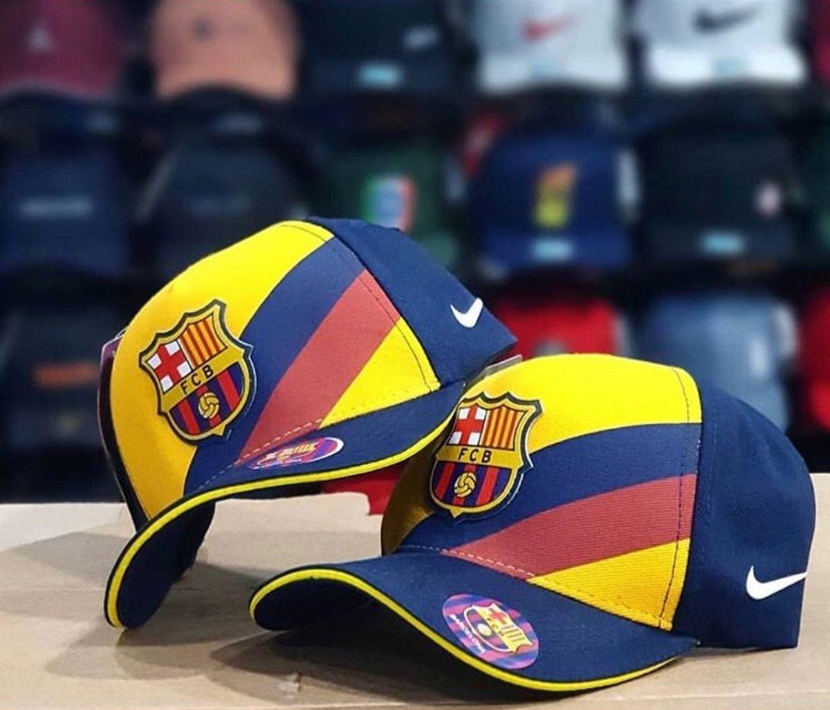 verdad Especialmente estrecho  Boné Barcelona Nike 2020 | Chapéu Masculino Nike Nunca Usado 41037989 |  enjoei