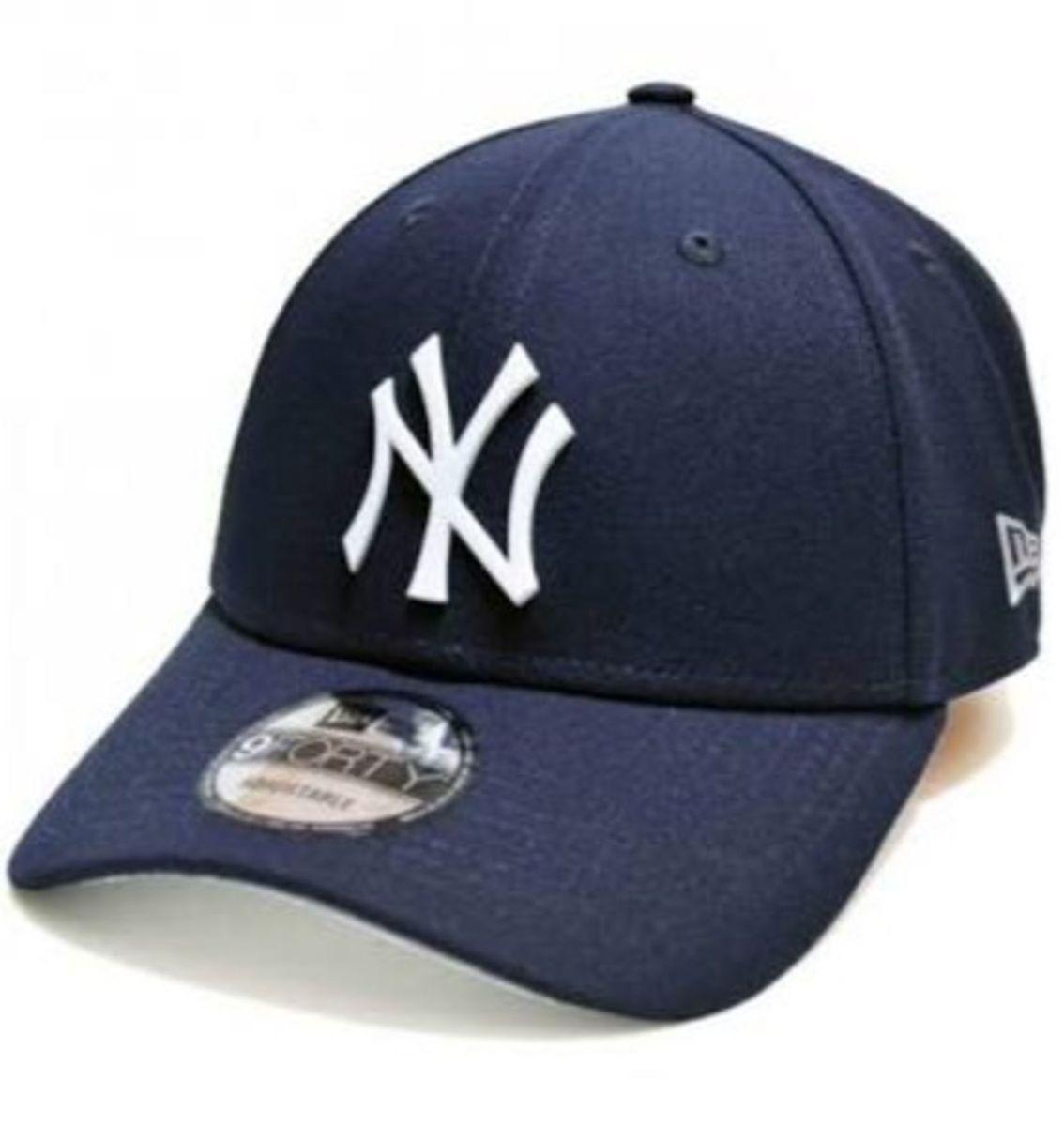 658992099 boné new era ny yankees baseball masculino feminino - chapeu new-era