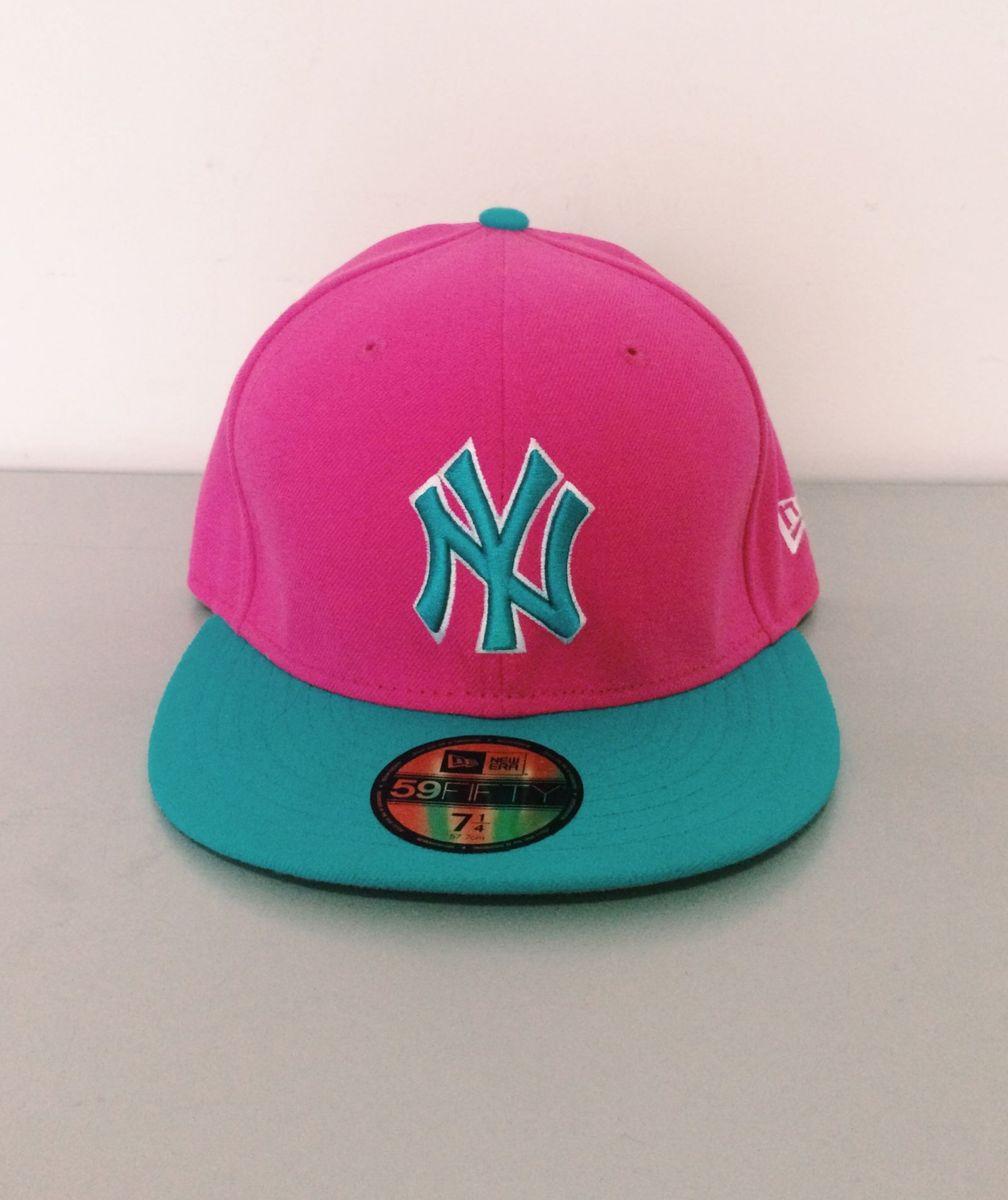 2603d672cc680 boné new era original ny new york yankees 7 1 4 - bonés new era