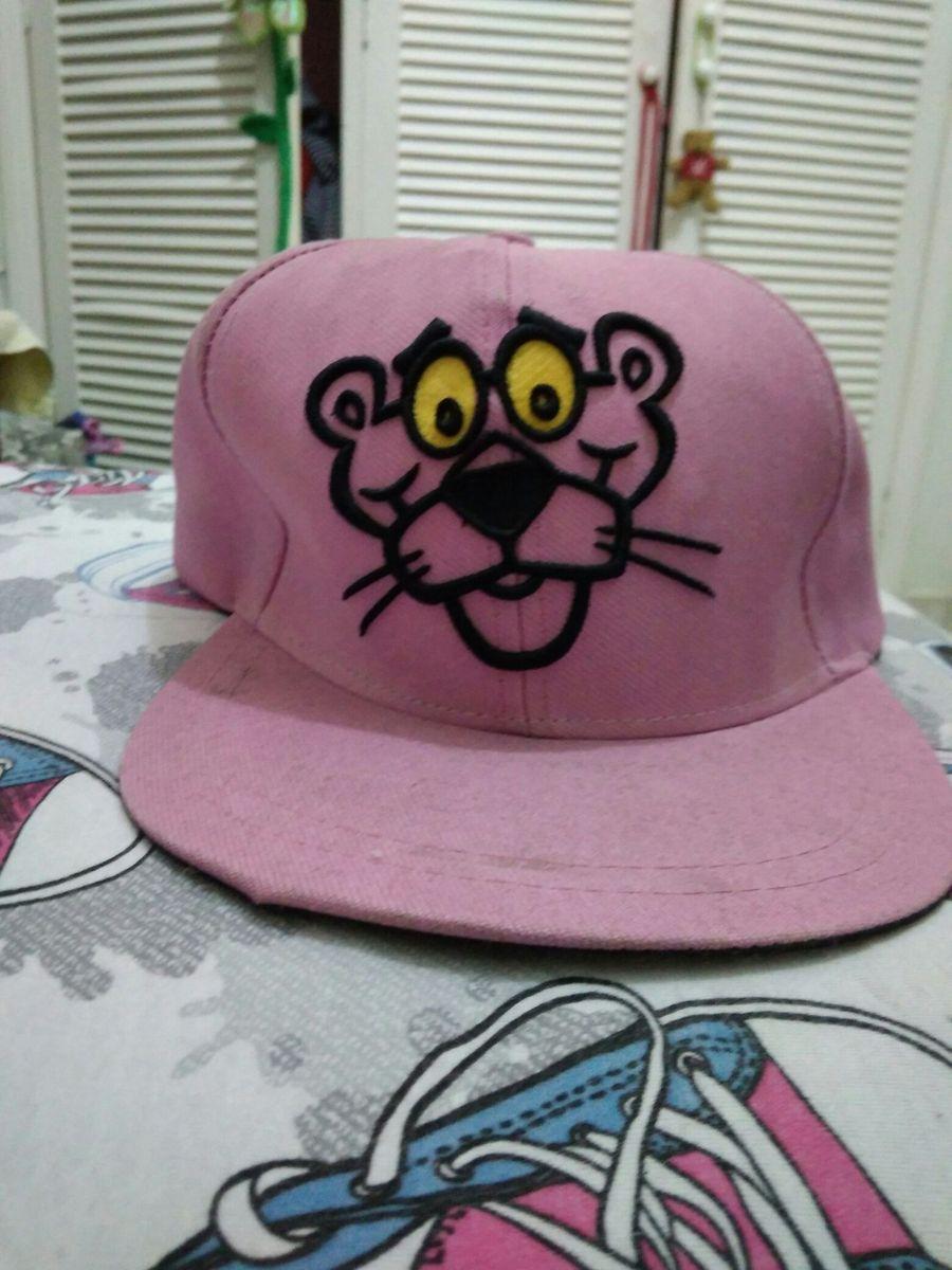 boné pantera cor de rosa - chapeu sem marca.  Czm6ly9wag90b3muzw5qb2vplmnvbs5ici9wcm9kdwn0cy83ndq2ndm3l2i3mzjmntfkmzywmzy4otljotgwnzgxmgzindbmzwqzlmpwzw  ... 8d7cfab8e81