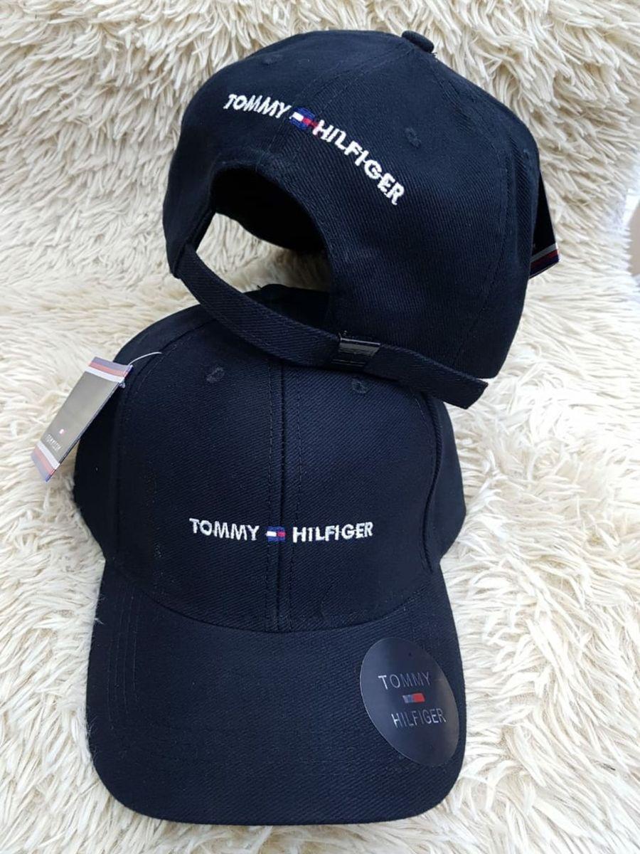 bone tommy masculino importado - bonés tommy hilfiger 044a94bf64a