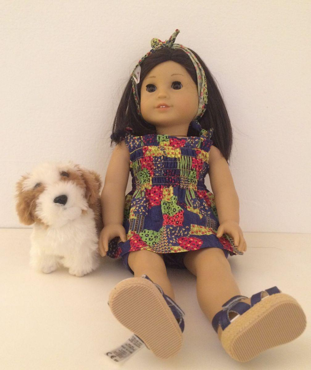 Sapatos com tiras para 14 Pol Bota Criadores De Desejos American Girl Doll Acessório Roupa