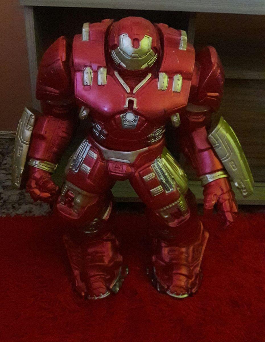 7b559fdb41 Boneco Gigante Hulkbuster Marvel Avengers Mimo | Brinquedo Mimo ...