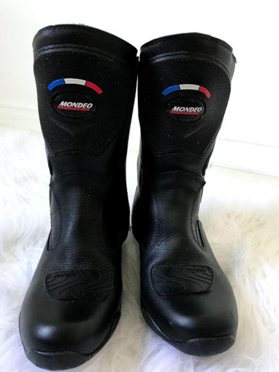 e0acadd6b47 bota feminina mondeo 1013 leather dry evo3 100% impermeável - esportes  mondeo