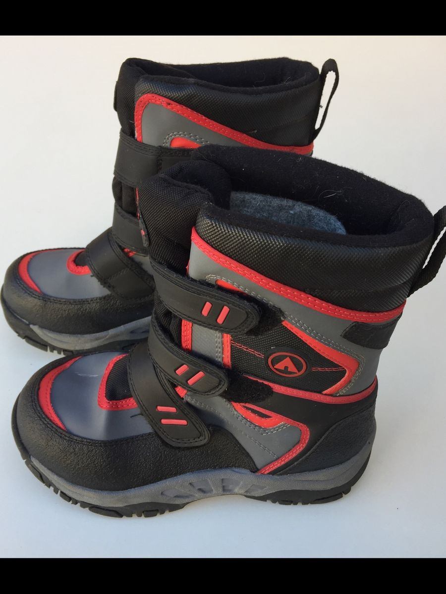 7ea6cfef4cd bota infantil impermeável neve   frio intenso - 31 - 1 - menino airwalk